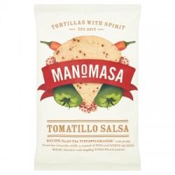 Manomasa - Tomatillo Salsa - 10 x 160g