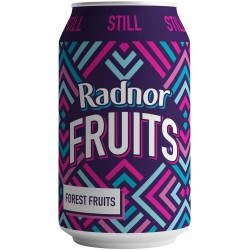 Radnor Fruits - Forest Fruits - 24 x 330ml