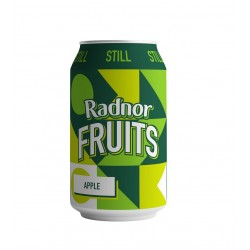 Radnor Fruits - Apple - 24 x 330ml