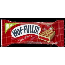 Waffulls Strawberry - 12 x 50g