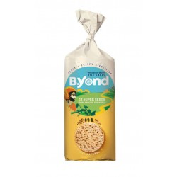B.Yond Rice Cakes 12 Super Seeds - 12x100g