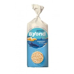 B.Yond Rice Cakes Hawaiian Sea Salt - 12x100g