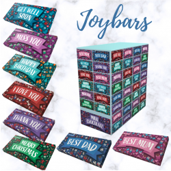 Joybars Celebration Chocolate 10 x 100g