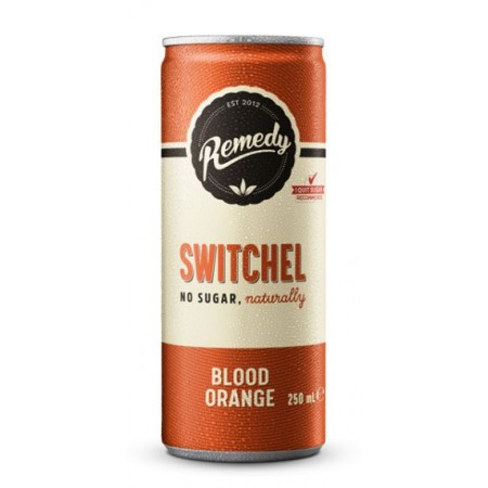 Remedy Switchel Blood Orange - 12 x 250ml