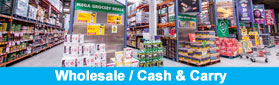 Wholesale / Cash & Carry
