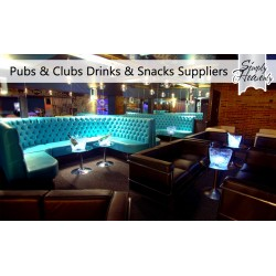 Pubs & Clubs Drinks & Snacks Suppliers