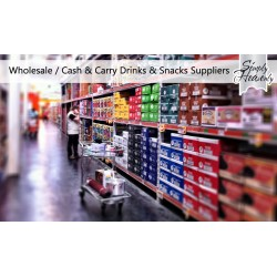 Wholesale / Cash & Carry Drinks & Snacks Suppliers