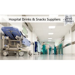 Hospital Drinks & Snacks Suppliers