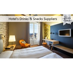 Hotel's Drinks & Snacks Suppliers
