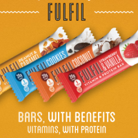 Fulfil Bars Supplied By Simply Heavenly Food