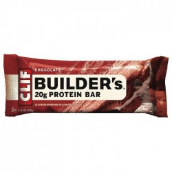 Clif Bar - Builders Bar - Chocolate Flavour 12 x 68g