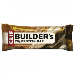 Clif Bar - Builders Bar - Chocolate Peanut Butter 12 x 68g