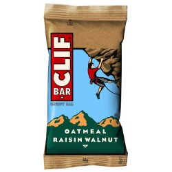 Clif Bar - Energy Bar, Oatmeal Raisin Walnut 12 x 68g