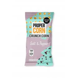 Propercorn Crunch Corn - Salt & Pepper Flavour 15 x 30g