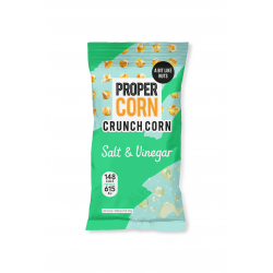 Propercorn Crunch Corn - Salt & Vinegar 15 x 30g