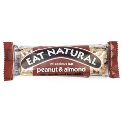 Eat Natural Peanut, Almond & Hazlenut 12 x 45g