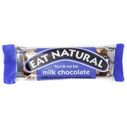 Eat Natural Peanut, Cranberries & Milk Chocolate 12 x 45g