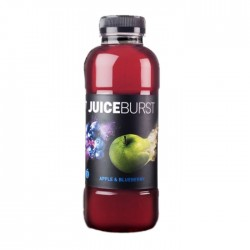Juice Burst Apple & Blueberry 12 x 500ml