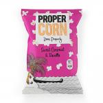 Propercorn Sweet Coconut & Vanilla Popcorn 12 x 80g