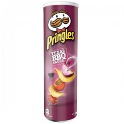 Pringles BBQ Crisps 6 x 190g