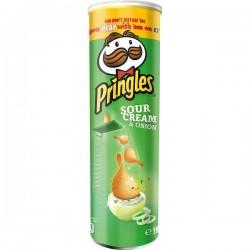 Pringles Sour Cream & Onion Crisps 6 x 190g