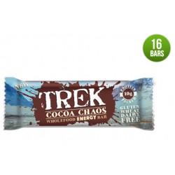 Trek Cocoa Chaos Protein Bar 16 x 55g