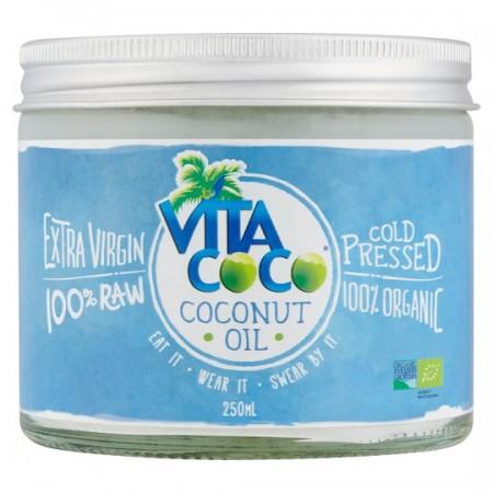 Vita Coco Extra Virgin Organic Coconut Oil 6 x 250ml