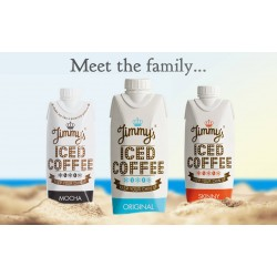 Jimmy's Iced Coffee