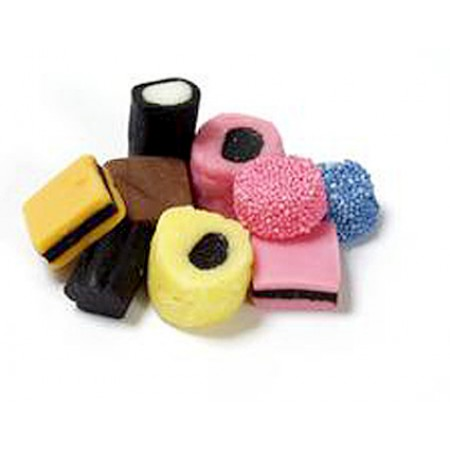 Sweetideas Licorice Allsorts 18 x 155g