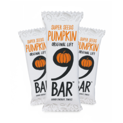 9 Bar Pumpkin 16 x 50g