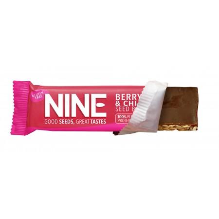 9Nine Brand Berry & Almond 16 x 50g