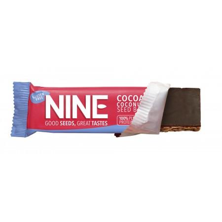 9Nine Brand -Double Cocoa & Coconut - 20 x 40g
