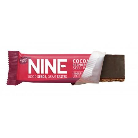 9Nine Brand Double Cocoa & Raspberry 20 x 40g