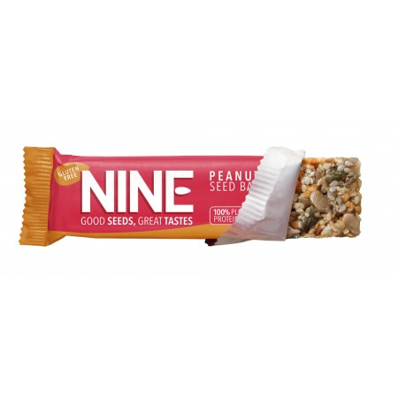 9Nine Brand Peanut 20 x 40g