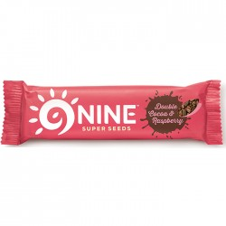 9Nine Brand Double Cocoa & Raspberry 20 x 40g