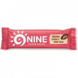 9Nine - Original Carob & Hemp Seed - 20 x 40g