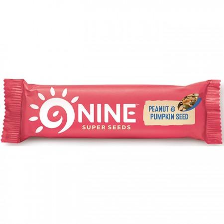 9Nine Brand Breakfast Peanut & Pumpkin 16 x 50g