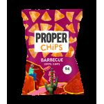 Proper Chips Lentil Chips Barbecue  (24x20g)