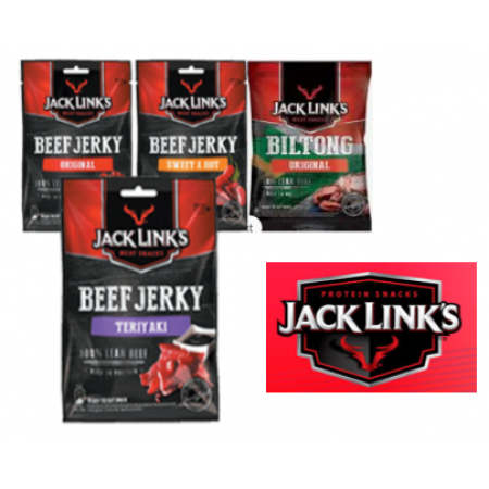 Jack-Links Buy 4 Get 1 Free