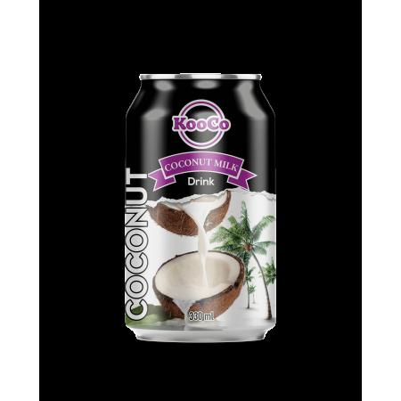 Kooco - Coconut Milk 12x330ml