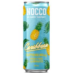 NOCCO - Caribbean BCAA - 12 x 330ml