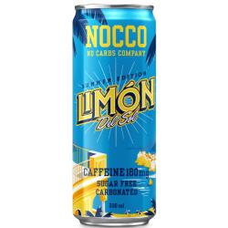 NOCCO - Limón Del Sol BCAA - 12 x 330ml