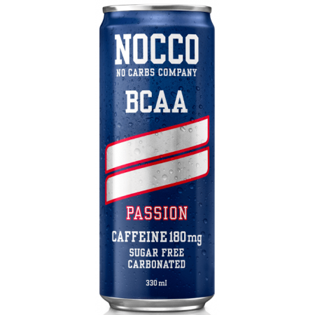 NOCCO - Passion BCAA - 12 x 330ml