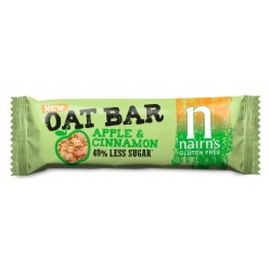 Nairs Apple & CInnamon Oat Bars 20 x 40g