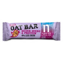 Nairns Mixed Seeds & Protein Oat Bars 20 x 40g