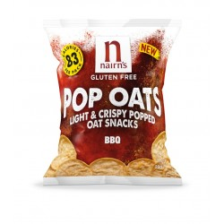 Nairns BBQ Pop Oats 14 x 20g