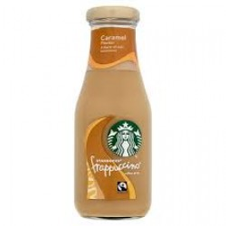 Starbucks Frappuccino Caramel Flavour Coffee Drink 8 x 250ml (PET)