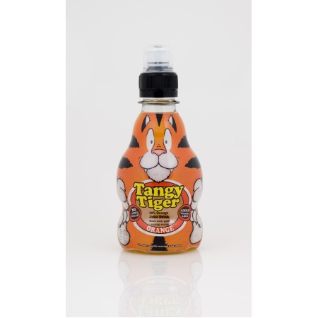 Tangy Tiger Orange Juice Drink 12 x 270ml