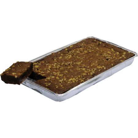Simply Heavenly American Fudge Brownie Traybake 14 Slices