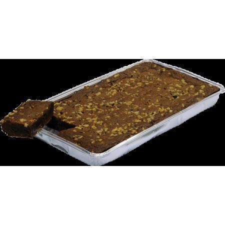 Simply Heavenly Traybake | American Fudge Brownie (14 Slices)